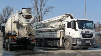 Doprava betonu
