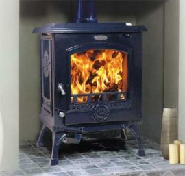 Litinová kamna Horse Flame HF 517 Baldemar