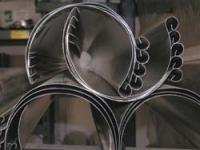 Okapní žlaby - pozinkovaná ocel