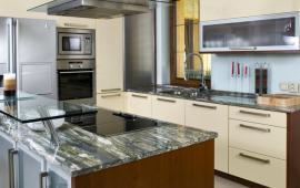 Kuchyňská kamenná deska