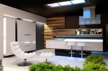 Kuchyně Nadop MAGNIFIC s nastavitelnou výškou pracovní desky