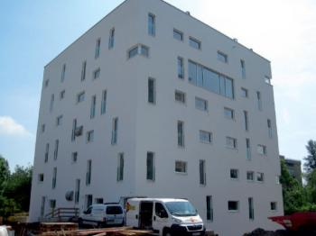 Pasivní studentský dům V Grazu