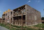 Výstavba bytového domu v Moldavě nad Bodvou