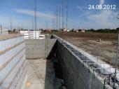 Výstavba obytné zóny KALVÍN