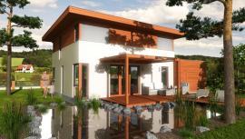 Typový rodinný dům Sauvignon