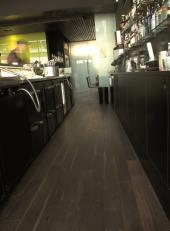 Dřevěná masivní podlaha FEEL WOOD – Dub kouřený Rustikal UV lak