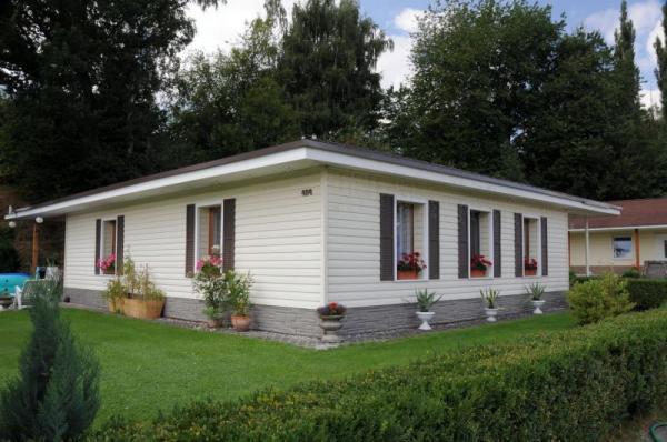 Příjemné a zdravé bydlení v nové nízkopodlažní dřevostavbě