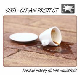 Dlažba s ochranou CLEAN PROTECT