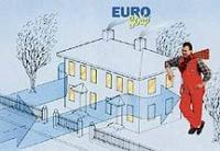 Okna s těsněním EURO STRIP