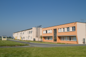 DuPont Moravia Morava, výrobní hala