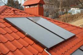 Ploché solárně termické kolektory