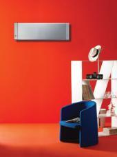 Super Invertor vnitřní nástěnná klimatizační jednotka
