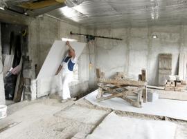 Univerzální stavební deska RigiStabil je ideální stavební materiál pro rekonstrukce. Pevný, odolný, snadno manipulovatelný a svysokou únosností.