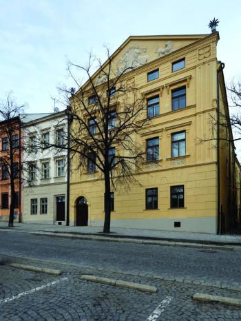 Rekonstrukce a rozvoj Základní umělecké školy Jihlava