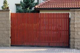 Jednokřídlová brána