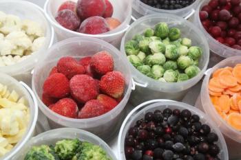 Mražené ovoce a zelenina
