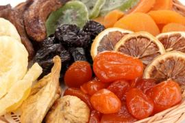 Sušit lze prakticky jakékoli ovoce