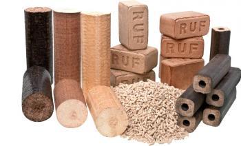 Nabídka dřevěných paliv je široká, zdroj: BIOMAC