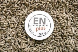 Mezinárodní standard ENplus nabízí pouze dřevěné pelety nejvyšší kvality