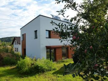 Pasivní dům v Mnichovicích, autor: ATREA