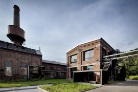 Nominovaná stavba - Uhelný mlýn
