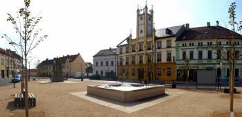 Revitalizace městského jádra ve Mšeně