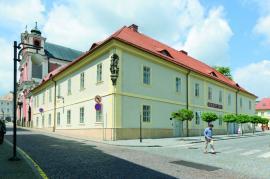 Nominovaná stavba - Spolkový dům
