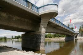 Nominovaná stavba - Rekonstrukce silničního mostu Brandýs nad Labem - Stará Boleslav