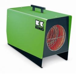 Elektrický teplovzdušný automat