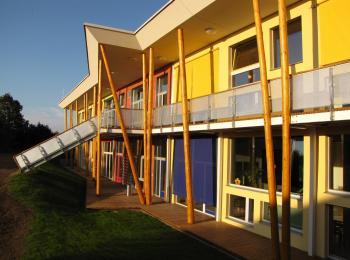 Pasivní školka ve Slivenci