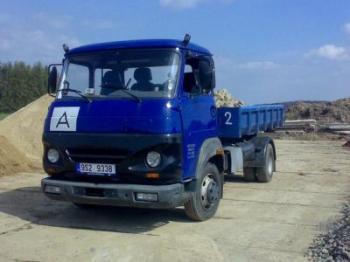 Kontejnerový odvoz