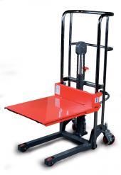 Vysokozdvižný vozík s nožním zdvihem