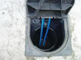 Vyhřívání gajgru topnými kabely