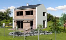 Typový pasivní dům Fík I
