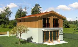 Typový pasivní dům Kempas I