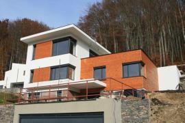 Dům dle individuálního projektu postavený ze stavebního systému VELOX