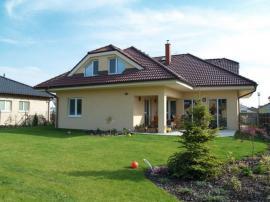 Typový dům Fortuna 1 postavený ze stavebního systému VELOX
