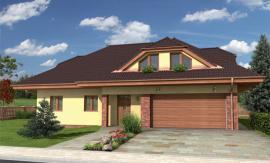 Typový dům Fortuna 2, 3D vizualizace