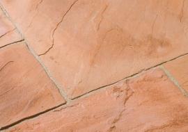 Tesaný kámen - Hematit