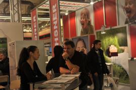 Fotografie z výstavy Infotherma 2013