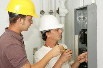 Revize elektrických zařízení