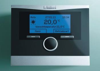 Ekvitermní regulátor calorMATIC 470/3