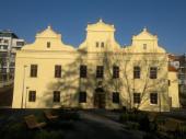 Kajetánka, Praha 6 - injektáže vlhkého zdiva historické usedlosti