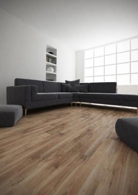 Laminátové plovoucí podlahy 1 FLOOR - ořech Cevennes