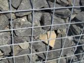 Svařovaná gabionová konstrukce