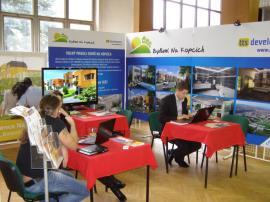 Fotografie z loňského ročníku výstavy STAVÍME, BYDLÍME vTřebíči
