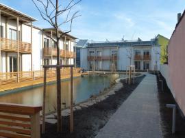 Pasivní bytový dům pro seniory v Modřicích