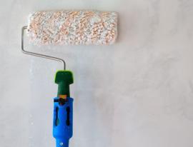 Nátěr zdiva roztokem s chytrou houbou