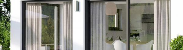 Plast-hliníková okna WindowStar