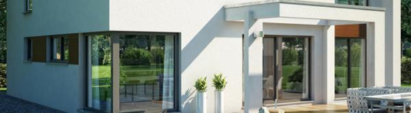 Dřevo-hliníková okna WindowStar